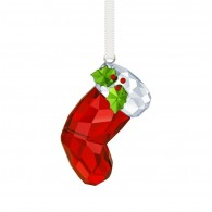 Swarovski 5223614 Santa's Stocking Ornament.