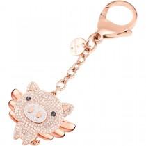 SWAROVSKI charm bag PVD Rose Gold 5457471