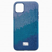 Swarovski CRYSTALGRAM 5533965 SMARTPHONE CASE WITH BUMPER, IPHONE® 11 PRO MAX