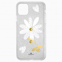 Swarovski 5533980 ETERNAL FLOWER SMARTPHONE CASE WITH BUMPER, IPHONE® 11 PRO MAX
