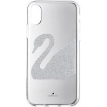 Swarovski 5498552 SWAN SMARTPHONE CASE, IPHONE® X/XS, GREY