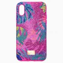 Swarovski 5533971 TROPICAL SMARTPHONE CASE WITH BUMPER, IPHONE® XS MAX
