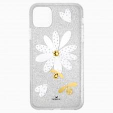 Swarovski 5533980 ETERNAL FLOWER SMARTPHONE CASE WITH BUMPER, IPHONE® 11 PRO MAX