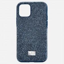 Swarovski 5531145 HIGH SMARTPHONE CASE, IPHONE® 11 PRO, BLUE