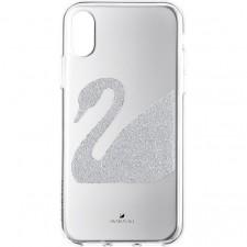 Swarovski 5498552 SWAN SMARTPHONE CASE, IPHONE® X/XS, GREY